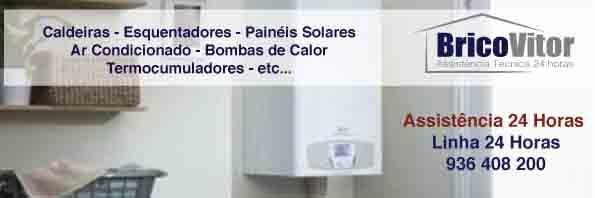 Assistência Reparação e manutenção de Caldeiras Venda do Pinheiro