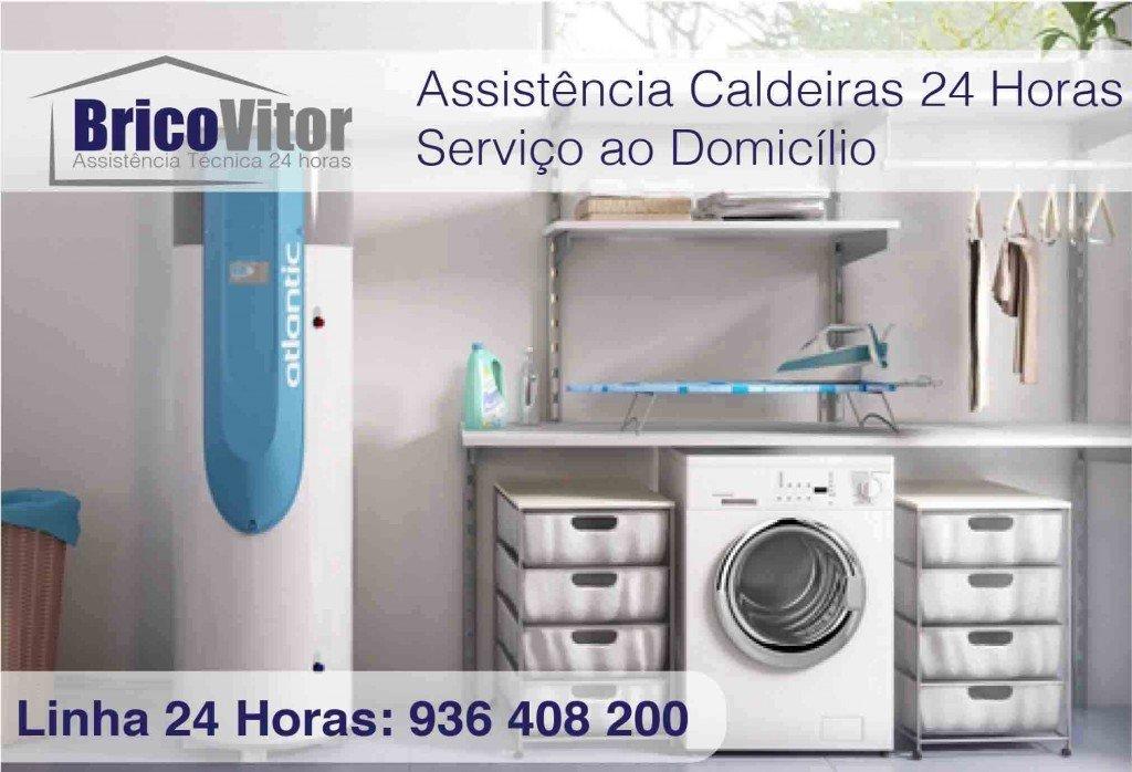 Técnica de caldeiras 24 horas - Reparação e manutenção de caldeiras a gás e a gasóleo.